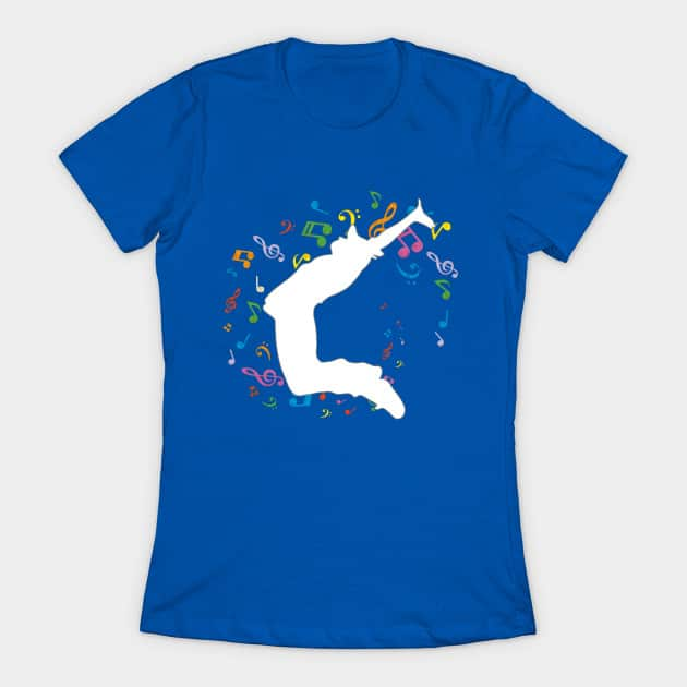 hip hop dancer dance shirt