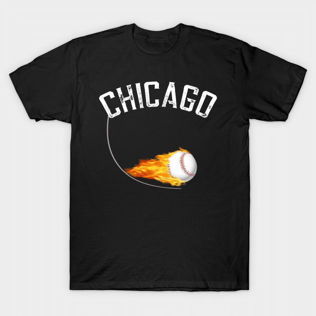 baseball shirt chicago
