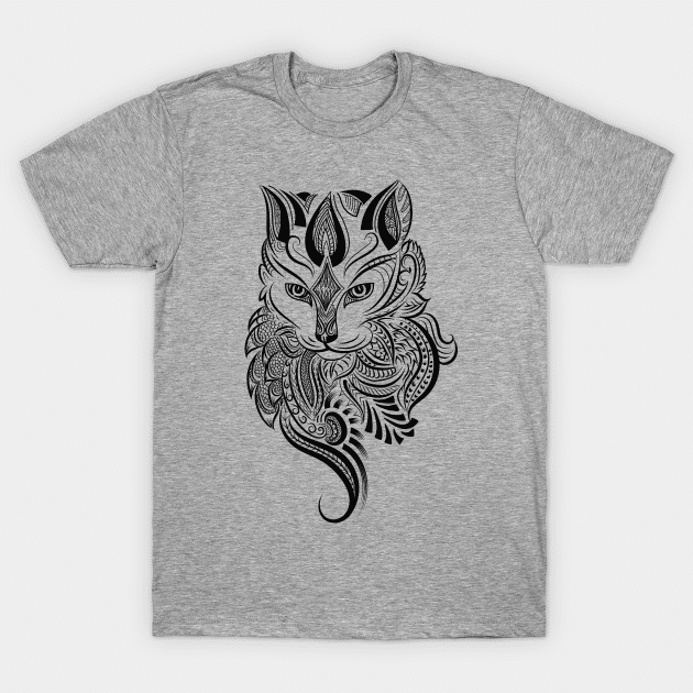 Fancy cat shirt